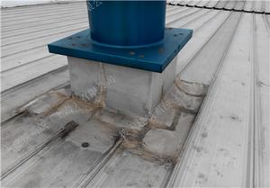 彩�瓦漏水照片6